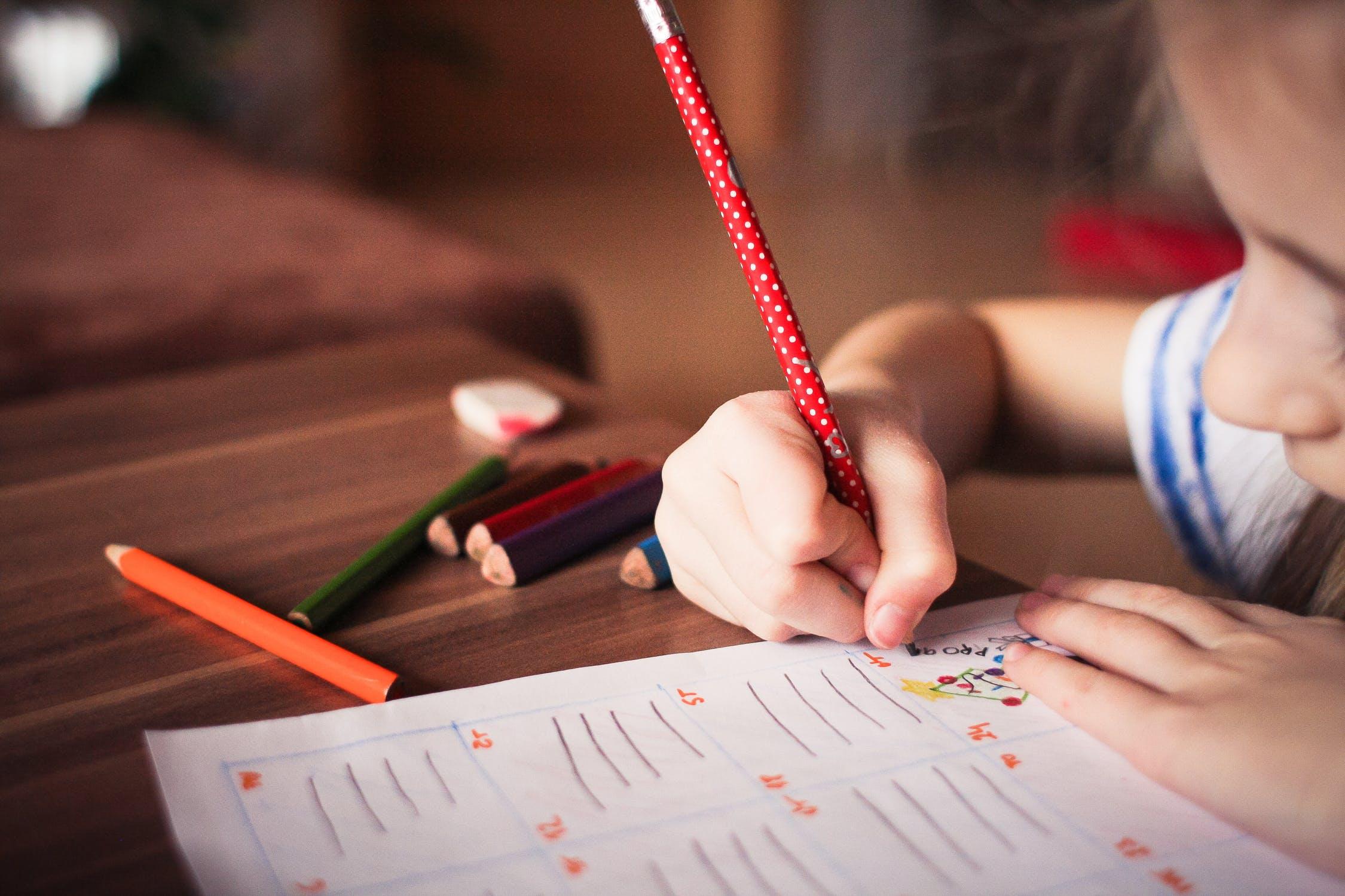 wyprawka dla dziecka do szkoły